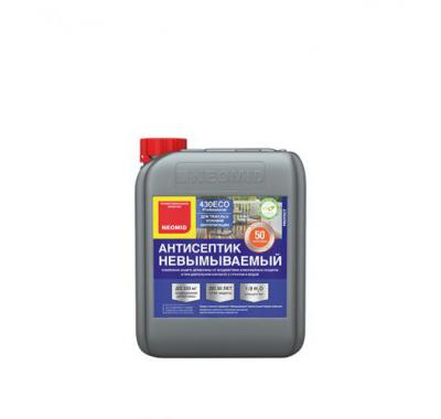 Антисептик NEOMID 430 ЕСО невымываемый концентрат 1:9 5 кг